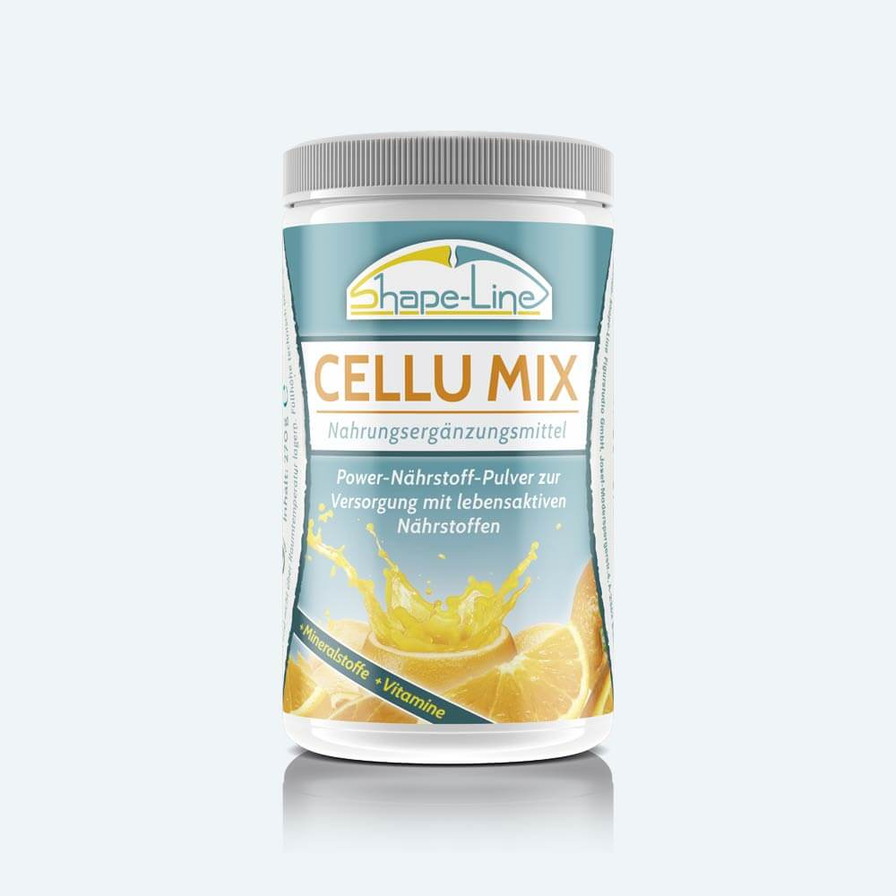 Cellu Mix – Supercrasher gegen Cellulite