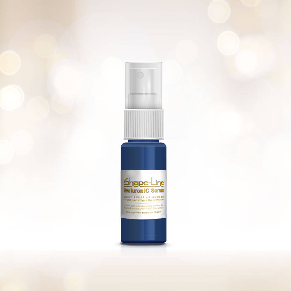 HyaluronIC Serum 20 ml – Ultimativer Faltenglätter